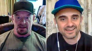 Undertaker on becoming a locker room leader & more with Gary Vaynerchuk