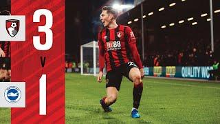 CRUCIAL WIN ON THE SOUTH COAST  | AFC Bournemouth 3-1 Brighton