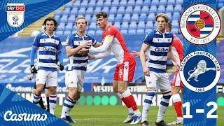 READING 1-2 MILLWALL   Royals suffer Lions loss as visitors mount comeback