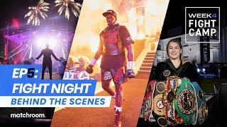 Fight Camp 4 - Fight Night: Whyte vs Povetkin, Taylor vs Persoon 2 (Behind The Scenes)