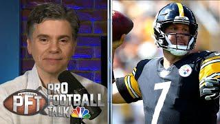Ben Roethlisberger, Steelers offense has questions, potential | Pro Football Talk | NBC Sports