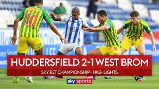 Leeds promoted after West Brom fail to win! | Huddersfield 2-1 West Brom | Championship Highlights