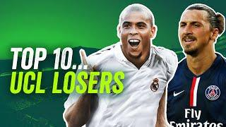 Top 10 players who have NEVER won the Champions League!