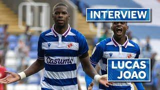 Lucas João | Delight at another goal and getting the winning feeling back...