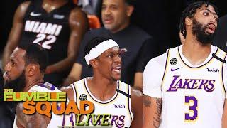 Anthony Davis, Rajon Rondo & KCP Opt Out Of Lakers Contracts, What Happens Next?
