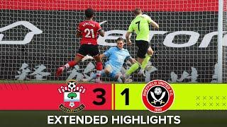 Southampton 3-1 Sheffield United | Extended Premier League highlights