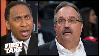 Stephen A.'s thoughts on the Pelicans hiring Stan Van Gundy as head coach | First Take