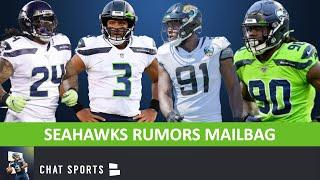 Seahawks Rumors Mailbag On Jadeveon Clowney, Everson Griffen, Marshawn Lynch & Yannick Ngakoue Trade