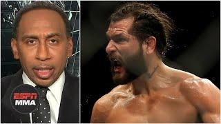 Jorge Masvidal can rival Conor McGregor's box office appeal with a win – Stephen A. Smith | ESPN MMA