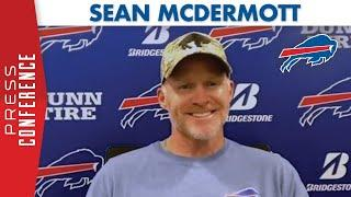 Bills Head Coach Sean McDermott Extends Contract | Buffalo Bills