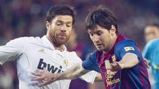 """Xabi Alonso: """"Lionel Messi hurt me a lot"""" 