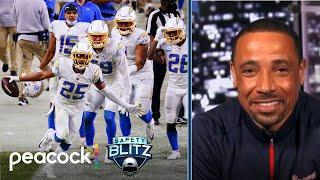 Chris Harris Jr. talks Brandon Staley and how to stop the Chiefs | Safety Blitz | NBC Sports