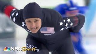Brittany Bowe captures first ISU World Cup 1500m win in two years | NBC Sports