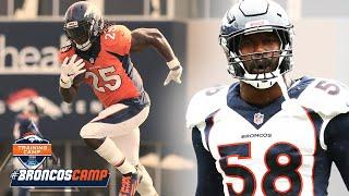 Von Miller and Melvin Gordon III stand out in the final week of #BroncosCamp | Training Camp Tonight