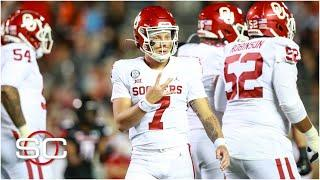 Previewing No. 14 Oklahoma State vs. No. 18 Oklahoma | SportsCenter