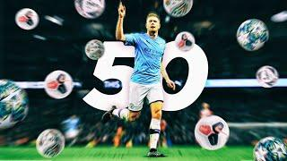 KEVIN DE BRUYNE HITS 50 GOALS | KDB looks back at some of his finest strikes in a City shirt.