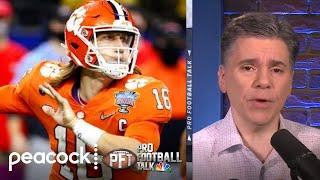 Why Trevor Lawrence took gamble in working out for Urban Meyer   Pro Football Talk   NBC Sports