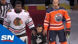 Matt Dumba Delivers Passionate Anti-Racism Speech And Takes Knee For National Anthem