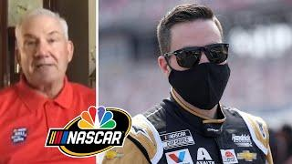 Bowman perfect to replace Jimmie Johnson; Charlotte Roval preview | Splash & Go | Motorsports on NBC