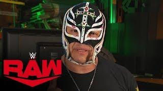 Rey Mysterio on the risks of Money in the Bank: Raw, May 4, 2020