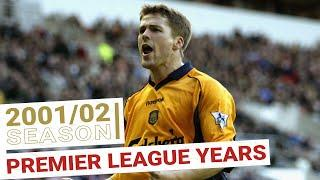 Every Goal from LFC's 01/02 Season | Owen lights up the league with 19 goals