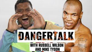 Mike Tyson talks Roy Jones Jr. fight, Muhammad Ali's inspiration with Russell Wilson | DangerTalk