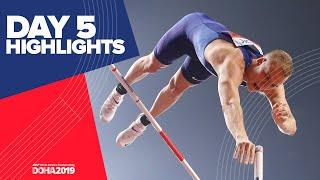 Highlights | World Athletics Championships Doha 2019 | Day 5