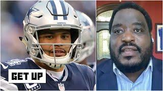 The Cowboys don't believe Dak Prescott is a franchise quarterback - Damien Woody | Get Up