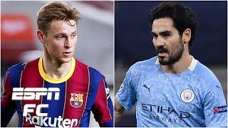 Frenkie de Jong or Ilkay Gundogan: Who would you have in your team right now? | ESPN FC Extra Time