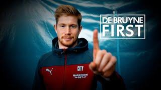 Who was Kevin De Bruyne's first football hero? | First