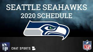 Seattle Seahawks 2020 Schedule & Instant Analysis