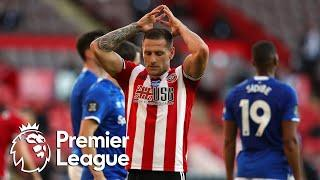 Sheffield United European hopes dashed; Wolves stay with pack | Premier League Update | NBC Sports