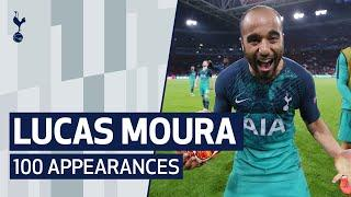 100 APPEARANCES | LUCAS MOURA'S BEST SPURS MOMENTS