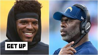 The Chargers considered signing Cam Newton — but should they have? | Get Up
