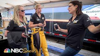 IMSA: Jackie Heinricher blazing a trail on and off the race track | Motorsports on NBC