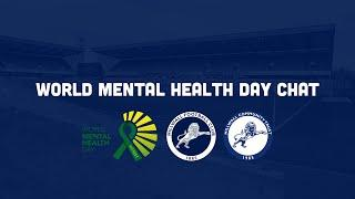 World Mental Health Day Chat