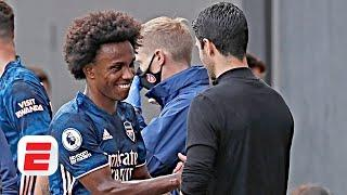 Willian is EXACTLY the leader and player Arsenal needed – Shaka Hislop | Premier League