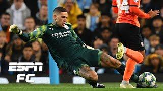 Manchester City's Ederson is 'like f------ Messi' with his feet - Zack Steffen   ESPN FC