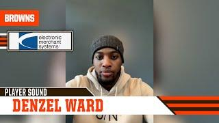 """Denzel Ward: """"We've definitely got the team and staff to get back to where we just were."""""""