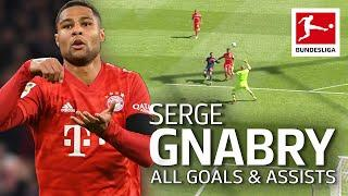 Serge Gnabry - All Goals & Assists 2019/20