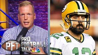Simms: 'Time is now' for Packers to make a move | Pro Football Talk | NBC Sports
