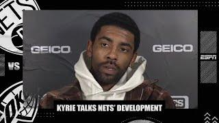 Kyrie Irving talks Brooklyn Nets' development, team chemistry | NBA on ESPN