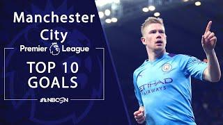 Manchester City's top Premier League goals from the 2019-20 season | Premier League | NBC Sports