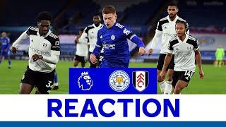 'We'll Learn And Move On' - Harvey Barnes | Leicester City 1 Fulham 2 | 2020/21