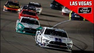 Full Race Replay: Boyd Gaming 300 | NASCAR Xfinity Series from Las Vegas Motor Speedway
