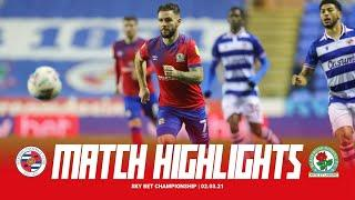 Highlights: Reading 1-0 Rovers