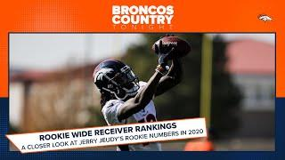 A closer look at Jerry Jeudy's rookie numbers | Broncos Country Tonight