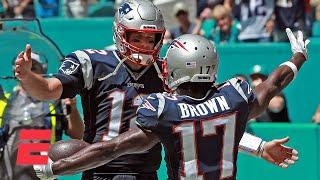 Tom Brady will see to Antonio Brown's success in Tampa Bay - Mike Tannenbaum | KJZ