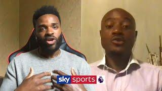 Darren Bent and Nigel Reo-Coker have frank and honest discussion about racism in football