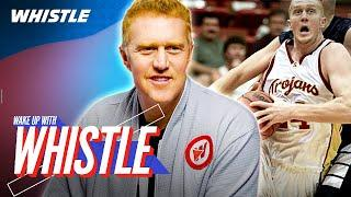 Brian Scalabrine's WILD Stories About Playing In The Tournament!